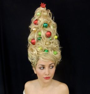 Get your hair ready for Christmas parties at our salon in Plymouth near Drake Circus