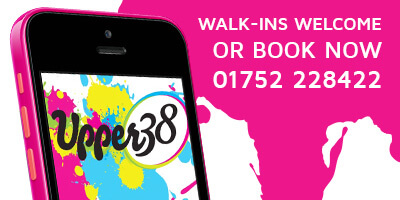 Book Now 01752 228422